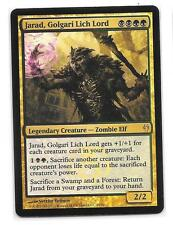 Jarad, Golgari Lich Lord FOIL MTG  Duel Deck Ingles Magic NM