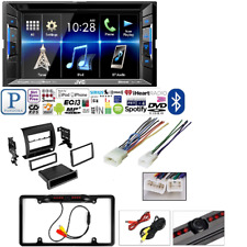 JVC Double Din Car Stereo For Toyota Tacoma 05-11 Installation Dash Kit W/CAMERA