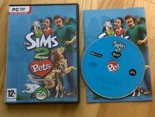 The Sims 2 Pets Expansion Pack PC DVD ROM / Windows
