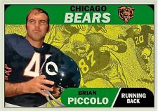 BRIAN PICCOLO 68 ACEO ART CARD ##FREE COMBINED SHIPPING##