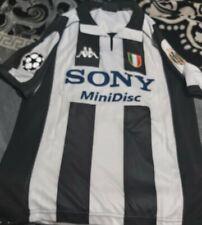 Zindane Zidane Personally Hand Signed Juventus Jersey + Coa