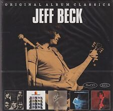 Jeff Beck / Rough & Ready, Blow by Blow, Wired, Live u.a. (5 CDs,OVP)