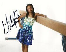 Gabby Douglas REAL hand SIGNED Photo #2 COA Olympic Gymnast Gabrielle signature