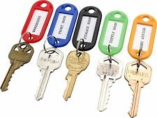 Barska AF12496 Key Tags, Assorted Color (Pack of 50)