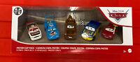 2020 NEW DISNEY PIXAR CARS METAL PISTON CUP RACE 5 PACK VHTF FREE SHIPPING