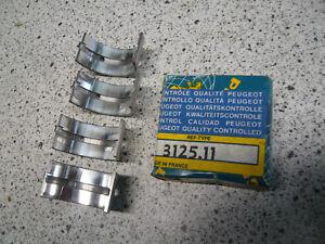 Peugeot 104 Differential Coussinet 4 pieces - Jeu De 4 Demi Cousinets - 312511