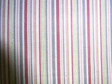 TISSU A FINES RAYURES 150 cm x 190 cm / STRIPED FABRIC