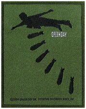 GREEN DAY - Bombs Aufnäher Patch 8x10cm