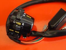 Nueva Mano Izquierda interruptor de engranaje Kawasaki Z1 Z1a z1b Z900 A4 Z400 Z750 Handle Bar