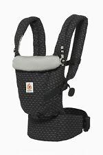 Ergobaby Adapt Unisex Geo Black Baby Carrier BCAPEAGEO