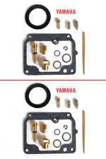 1973-75 Yamaha carburetor CARB REPAIR REBUILD (2) KITS seal gasket rd350 rd 350