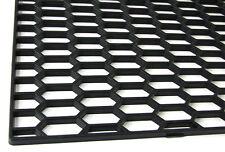 Negro Universal ABS 120cm X 40cm Panal Rejilla Parrilla Rejilla Válvula 12