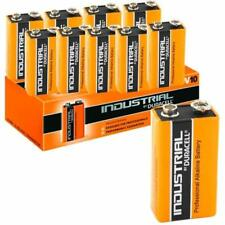 20X Duracell Industrial 9V PP3 MN1604 Block Alkaline Batteries Replaces Procell