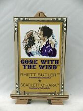 Shelia's Collectibles - Honeymoon Embrace Poster - Gone with the Wind - # Gww10