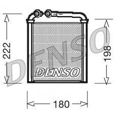 DENSO DRR32005 Wärmetauscher, Innenraumheizung   VW Golf V Passat Golf Plus