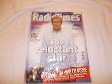Radio Times Magazine 6th January 2007 Nicholas Lyndhurst Lilies Saving The NHS