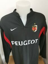 superbe polo de rugby stade toulousain marque nike taille L toulouse