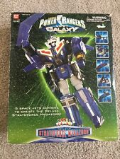 Box + Foam Insert only-stratoforce Megazord From Power Rangers Lost Galaxy