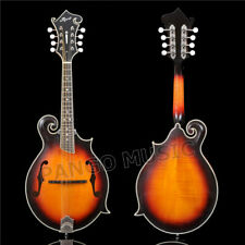Pango Music Factory Handcrafted F style all Solid wood Mandolin (PMD-720)