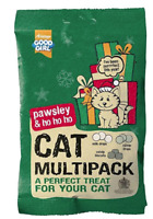 ARMITAGE GOOD GIRL PAWSLEY CAT KITTEN CHRISTMAS MULTI PACK TREATS CATNIP