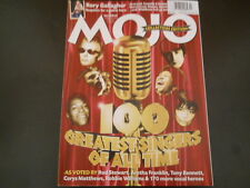 Rory Gallagher, 100 Greatest Singers - Mojo Magazine 1998