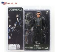 NECA Terminator 2 T-800 steel mill Action Figure  Arnold Schwarzenegge toy usa