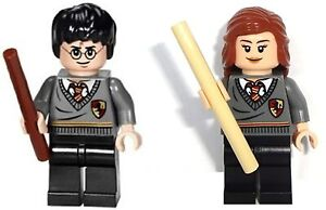 LEGO New Lot of 2 White Harry Potter Voldemart Wand Bars
