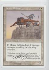 2001 Magic: The Gathering - Core Set: 7th Edition #19 Heavy Ballista Card 0b4