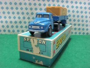 Vintage - Austin First Mover With Articulated With Crane - 1/42 Spot-on 106A/1C
