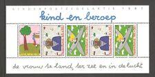 Nederland Netherlands Catnr.1390  Postfris -  Kinderzegels 1987