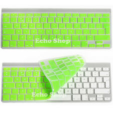 """UK Silicone Keyboard Keypad Cover Protector For Apple 13"""" 15"""" Macbook Pro"""