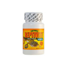 ZOO MED REPTIVITE 2 OZ W/O D3 VITAMIN REPTILE SUPPLEMENT FREE SHIP IN THE USA