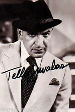 Telly Savalas ++Autogramm++ ++KOLJAK Kultserie 70er J++