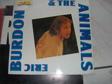 LP ERIC BURDON & ANIMALS SUPERSTAR SERIE MINT