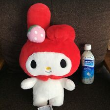 My Melody Strawberry Big Stuffed Plush Toy Claw Crane Prizes Limited #1480-27