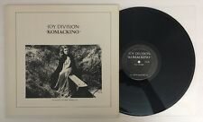 Joy Division - Komackino - 1981 Vinyl LP Record Import JD 01 Near Mint (NM)