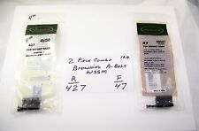 Weaver Bases 427 / 47 for Browning A-Bolt WSSM - ZOOM on Chart for OTHERS