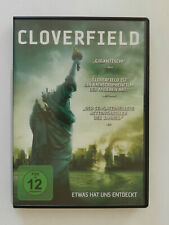 DVD Cloverfield Actionthriller J J Abrams Matt Reeves Film