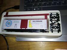 Train Miniature HO Scale Delaware commemorative Car #2021