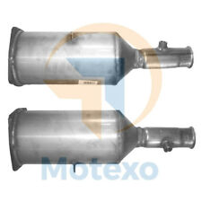 DPF PEUGEOT 307 2.0HDi (RHR (DW10BTED4)) 1/03-1/07 (Euro 3-4 DPF only)