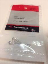 5mm Yellow LED #276-0350 By RadioShack