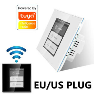 Tuya Smart Wifi Touch Light Switch,Neutral Wire Required Wall Switch AlexaGoogle
