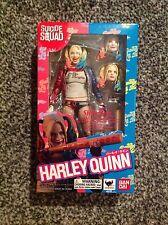 SH Figuarts Suicide Squad Harley Quinn Bandai Action Figure MOC