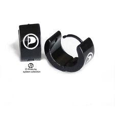 Unisex Mode-Ohrschmuck aus Edelstahl ohne Stein