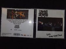RARE 2 CD LYNYRD SKYNYRD / LYVE FROM STEEL TOWN / N° 4328 OVER 30.000 CD /