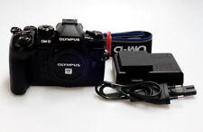 Olympus OM-D e-m1 M II chassis top-stato a + ** Usato * Rivenditori ** clic 8085