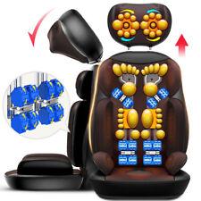 Shiatsu Massage Chair Massage Cushion Full Body Compresses Vibration Kneading