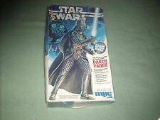OLD MPC STAR WARS DARTH VADER with GLOW IN THE DARK PARTS, SEALED INSIDE, RARE!