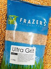 UltraGRIT 10kg - Frazers Racing Pigeon Aviary Poultry Breeding