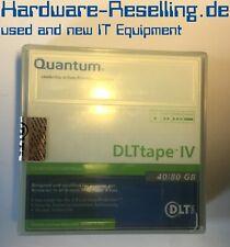 Quantum DLT IV Bandkassette 40/80GB THXKD-02
